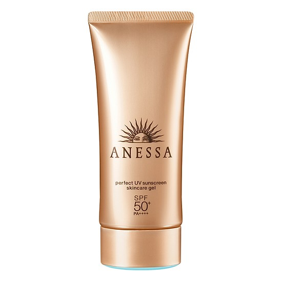 Kem chống nắng Anessa Perfect UV Sunscreen Skincare Gel SPF50