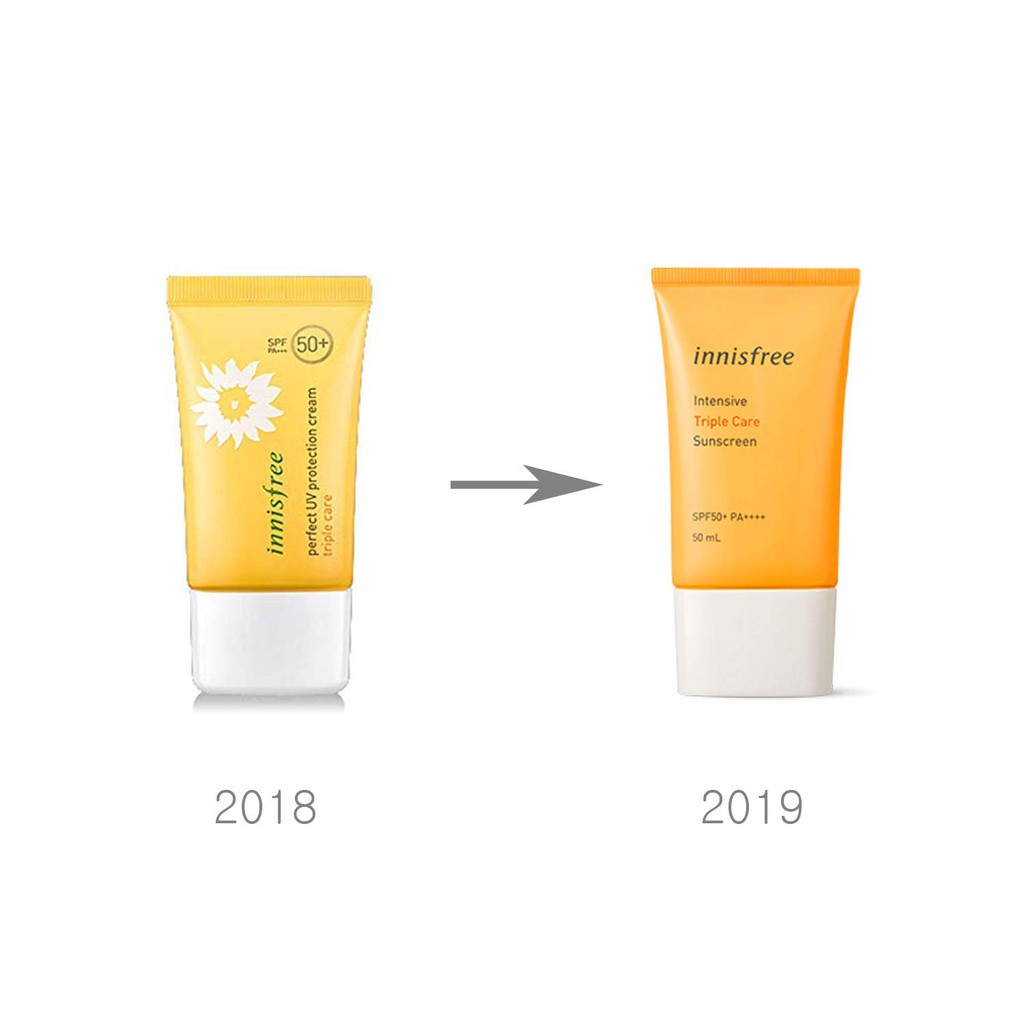 Kem chống nắng Innisfree Perfect UV Protection Cream Triple Care.